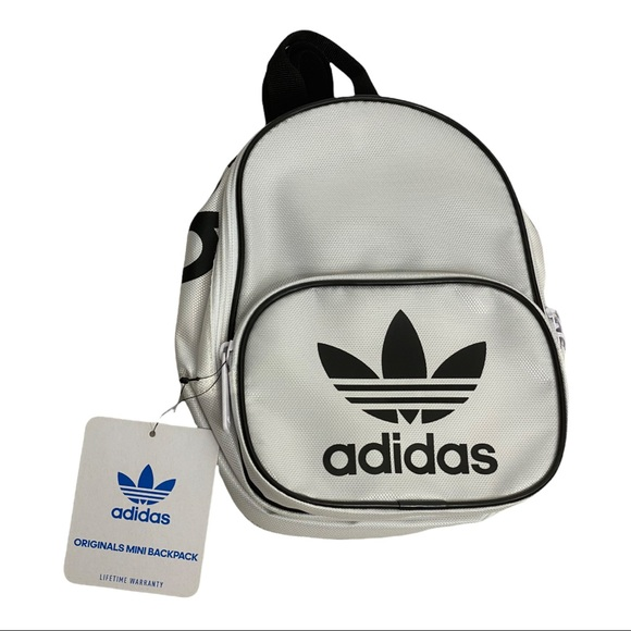 Adidas Originals Mini Backpack Womens New